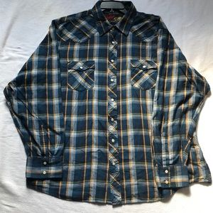 Old Navy Vintage Flannel official product L/sleeve